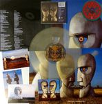 Check out our Pink Floyd - The Division Bell LP (clear vinyl)  + CD