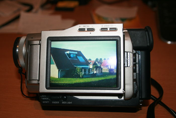how to turn off ibis on sony camera