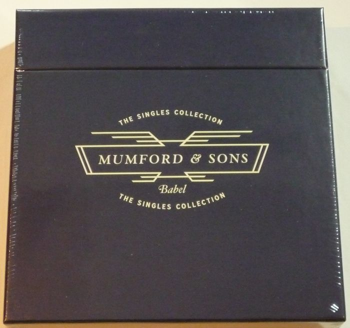 Mumford Amp Sons Babel The Singles Collection Limited