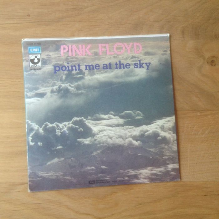 Pink Floyd Point Me At The Sky 7inch Catawiki