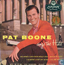 Pat Boone sings the hits