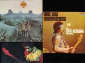 Check out our Road (Featuring Noel Redding From The Jimi Hendrix Experience) & Jimi Hendrix - 3 Album Lot