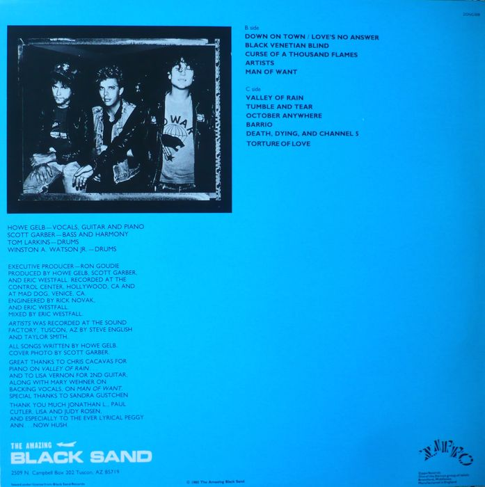 Band Of Blacky Ranchette, The - The Band Of...