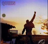Check out our Queen - LP 'Made in Heaven' (Parlophone PCSD 167) 1995 UK gatefold - limited vinyl edition in coloured vinyl + 3 posters