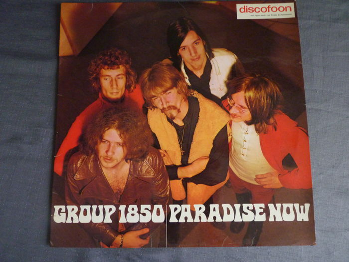 Group 1850 Paradise Now