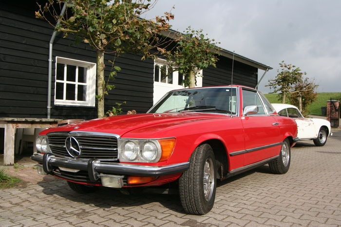 mercedes 450 sl cabrio 1972 catawiki. Black Bedroom Furniture Sets. Home Design Ideas