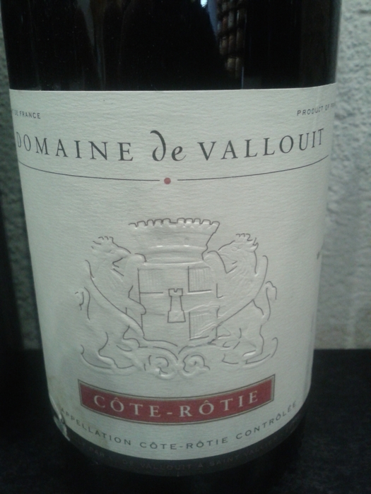 photo Domaine Vallouit Cote-Rotie