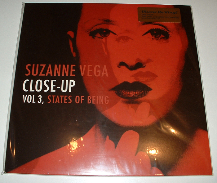 Suzanne Vega Close Up Vol 1 4 4lp 180gram Music On
