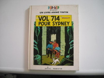 Tintin-  album pop-hop - Vol 714 pour Sydney - C - (1971)
