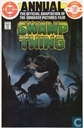 The Saga of Swamp Thing Annual 1