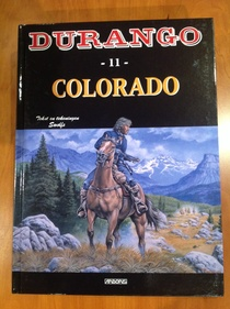 Durango 11 b - Colorado - hc - (2010)
