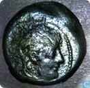 Oldest item - Seleucid Empire, AE21, 129-123 BC, Alexander II Zabinas, Antioch