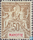 Mayotte, édition Fournier