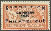 Check out our France 1929 - Allegory (Merson type), with overprint - Yvert 257A