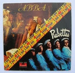 Check out our ABBA: Lot with eleven (11) vinyl albums