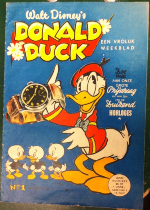 the donald duck magazine Find great deals on ebay for donald duck comics in collectible cartoon  character comics from1938-1955 shop with confidence.