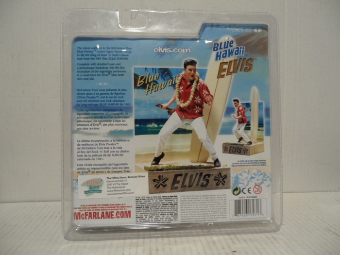 elvis blue hawaii figure out of production catawiki