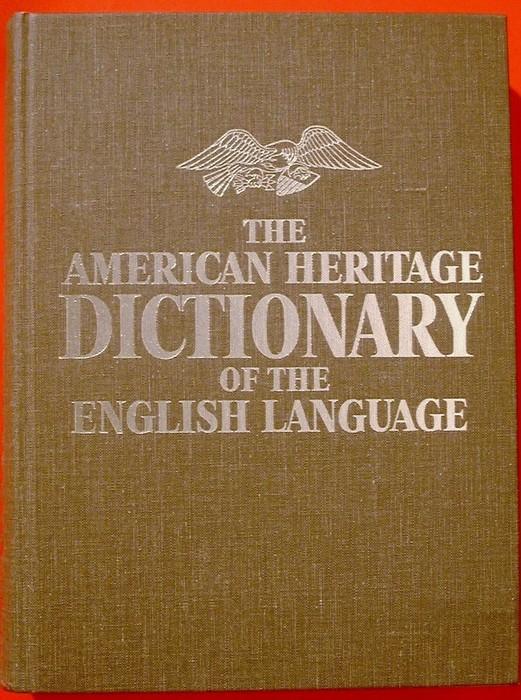 the american heritage dictionary of the english language essay - definition essay - the many meanings  webster's third new international dictionary of the english language unabridged,  the american heritage dictionary of.