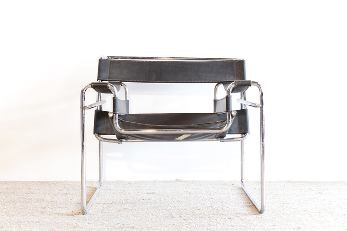 Marcel breuer wassily chair stoel replica catawiki - Wassily chair replica ...