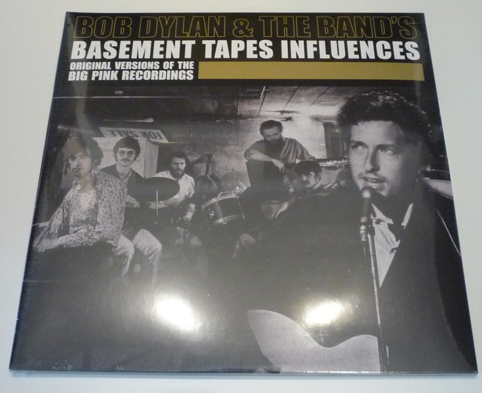 bob dylan the band 39 s basement tapes influences 2 lp