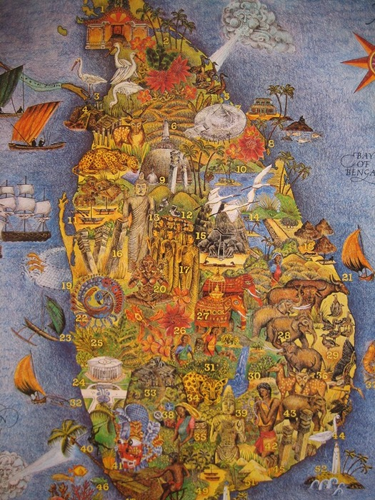 assessing culture in sri lanka Start studying world geography chapter 25 learn from india to sri lanka when indians demanded protect threatened natural and cultural resources.