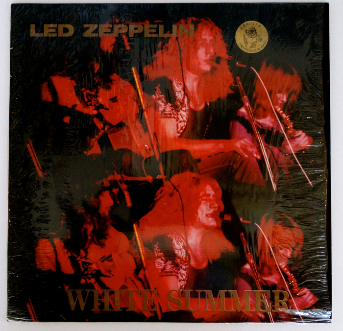 Led Zeppelin - Lot Of 4 Live Albums - Catawiki