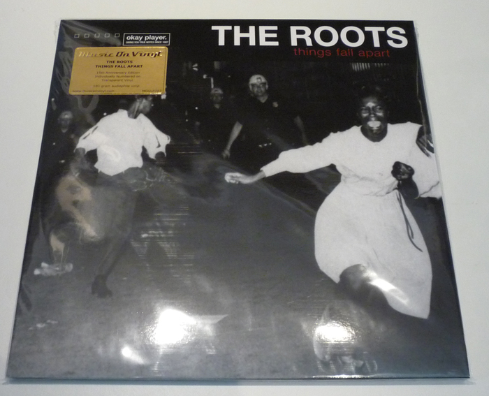 The Roots Things Fall Apart 2lp 180 Gram On Limited