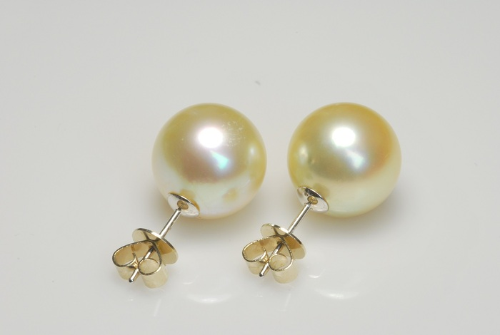 exclusive south sea pearl earrings 12 3 mm catawiki