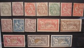 Check out our Crete French Offices 1902/1903 - Small collection - Yvert 1/15, 19, and 20
