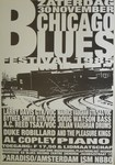 Check out our 3 posters from BLUES CONCERTS in PARADISO Amsterdam