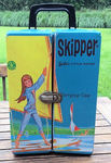 Siehe unsere Barbie - Mattel - Skipper Carrying Case, 1964