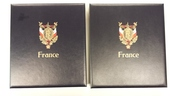 Check out our France 1990/2007 Collection in two luxury Davo albums