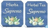 Tea bags and Tea labels - Supremo® - Anís