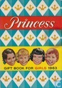 Princess Gift Book for Girls 1963