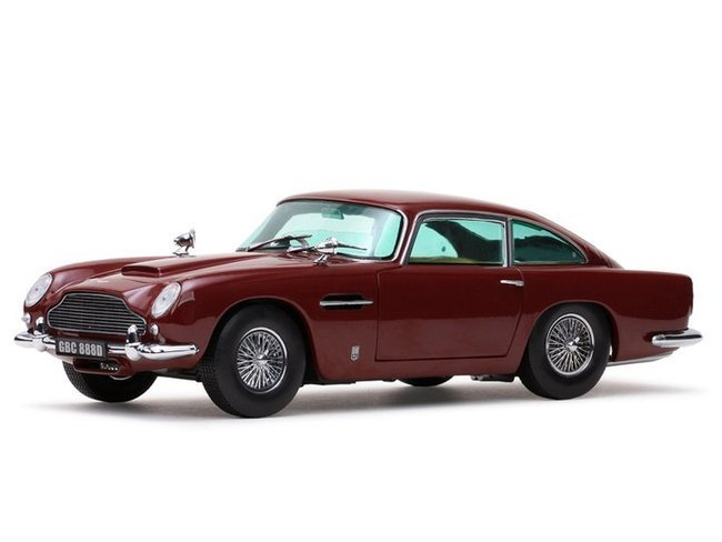 sun star schaal 1 18 aston martin db 5 1963 bordeaux rood catawiki. Black Bedroom Furniture Sets. Home Design Ideas