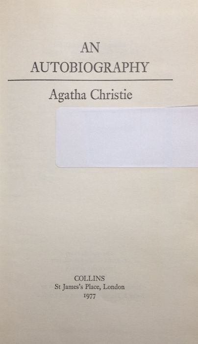 Lot of 36 Agatha Christie Mystery Collection Bantam Leatherette Hardcover Books