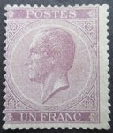 Check out our Belgium 1866 - King Leopold I profile - OBP 21A