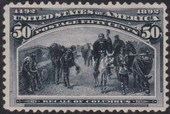 Check out our United States 1893 - Discovery of America - Michel 83
