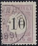 Check out our Surinam 1886 - Postage due digit in black - NVPH P3, type II