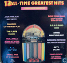 12 All Time Greatest Hits - Non Stop 12 Inch Hits