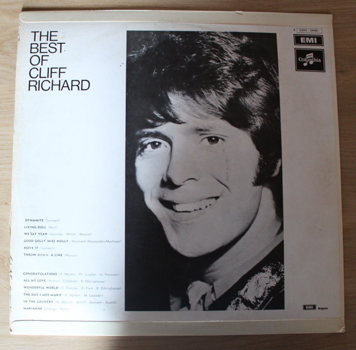 richards singles Find album reviews, stream songs, credits and award information for the singles collection - cliff richard on allmusic - 2002 - despite a.