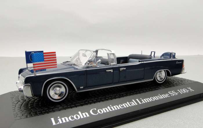 norev atlas scale 1 43 lincoln continental limousine ss. Black Bedroom Furniture Sets. Home Design Ideas