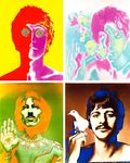Check out our Four posters - The Beatles - Designed by Richard Avedon - 1967