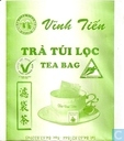 Tea bags and Tea labels - Vính Tién - Trà Túi Loc