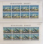 Check out our New Zealand 1957/1997 - Virtually complete collection of souvenir sheets