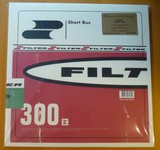 Check out our Filter - Short Bus * LP 180 gram audiophile, limited green vinyl!*