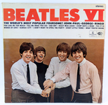 Check out our Beatles VI UK Parlophone CPCS 104 EXPORT ONLY 1st PRESS