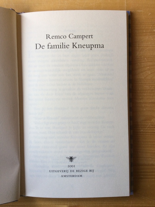 Remco Campert titels