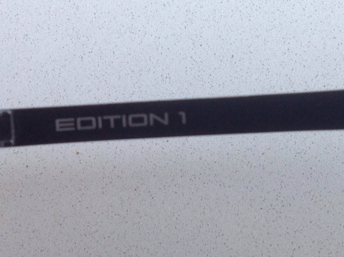 Porsche design herenzonnebril edition 1 catawiki for Machine a coudre 8110