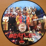 "Check out our The Beatles  Picture Disc LP  ""Sgt Pepper"""